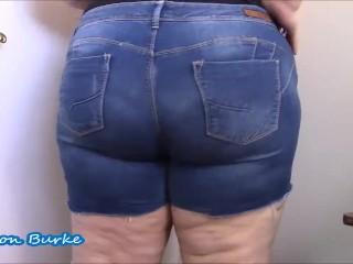 In medium length shorts...