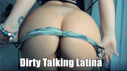 ENGLISH PORTUGUES AND SPANISH DIRTY TALKING, LATINA BIGG BOOBS HOT BABE
