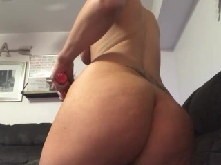 I want you in inside my ass
