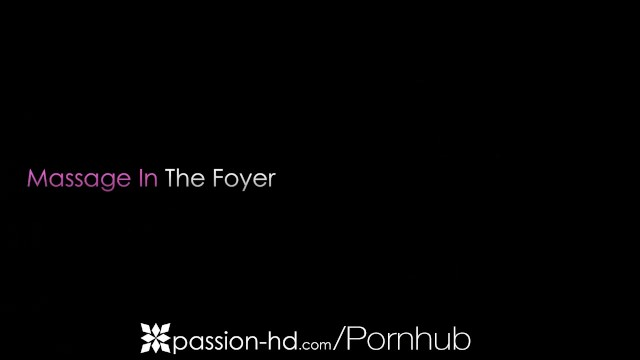 PASSION-HD Massage FUCK with OOZING creampie 9