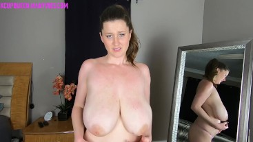 Kacie Beats the Fuck Out of Her Tits