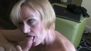 GILF blowjobs College porno orgia