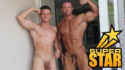 Amazingly Hot Jocks FUCK With Perfect Bodies. UNCUT COCK