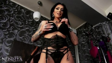 Mistress Kennya Cuckolding and Tease POV