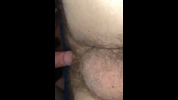 Big dick ginger fucks hairy ass then eats it