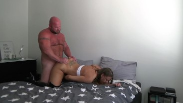 Horny Sex with my Muscle Bear (Part 2)