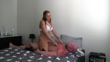 Horny Sex with my Muscle Bear (Part 3)