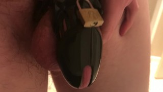 18 Year old Teen Chastity!