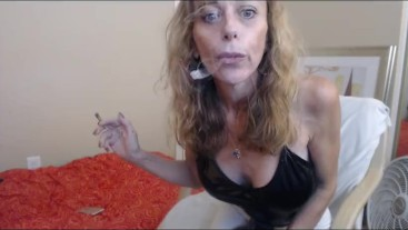 I Know You Are Gay. Tara Smith Smoking + Narrative Of Her Audio Erotica.