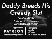 DDLG Roleplay: Daddy Breeds His Little Slut (Erotic Audio for Women) erotic movie mom