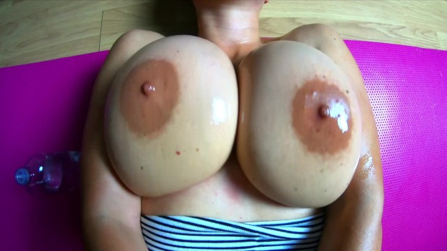 10 secrets to great sex vidoes Great and perfect natural tits with oil for a luxury finish - lily secret