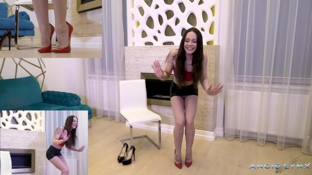 Extreme anal platform heels tube adult videos