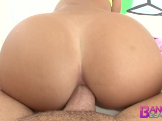 Banging Beauties Jada Stevens Anal with Mike Adriano