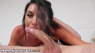 Bella ebano video di sesso