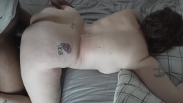 Thick Pawg loves it when I don't Pull out