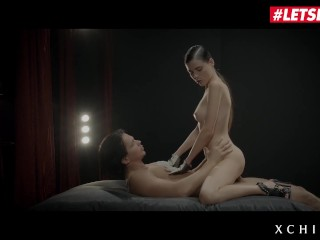LETSDOEIT – Horny Czech Couple Has Romantic Passionate Fantasy Sex