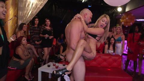 Sex im strip club