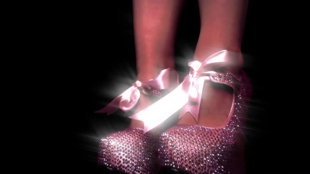 Pretty In Pink High Heel Mindcontrol 14