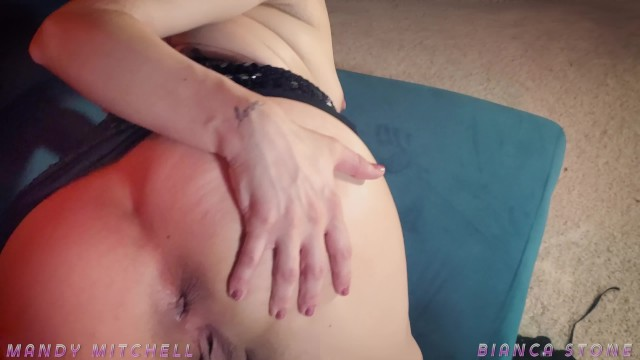Real Trans Lesbian Couple Sucking Fucking and Squirting