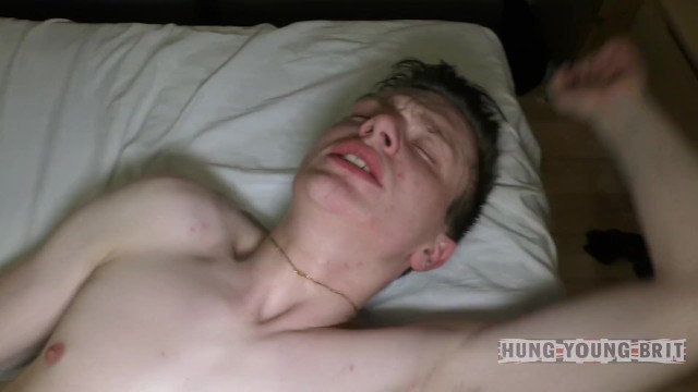 Young blong gay blog - I film these lads all taking turns dicking this boy to death