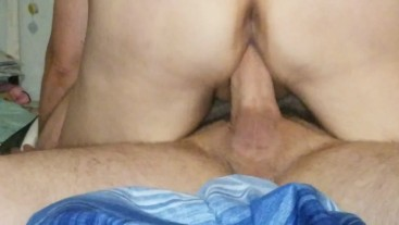 Butterfly Rides Another Hard Cock