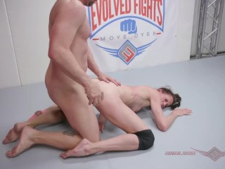 Sofie marie nude wrestling battle fingered and fucked...