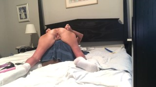 Anal training and ass pussy licking toys granny milf mature 60 year old