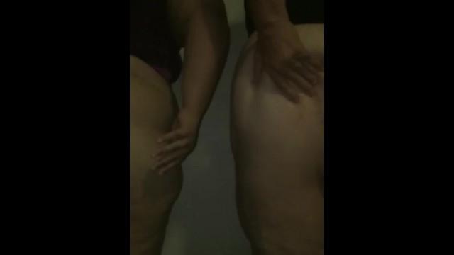 Slow mo ass jiggle 30