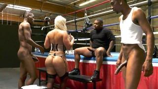 Anal Slut Alura Jenson Wants Gangbang And DP With BBC