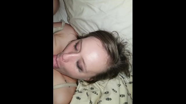 Gagging on Cock 18