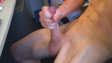 Amateur Straight Fit British Teen boy with massive cock Cumshot Compilation
