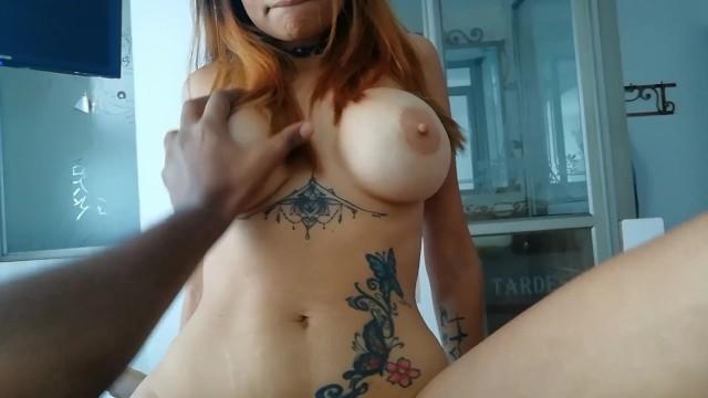 stepmom latina wakes up horny and wakes me up with a fucked 12