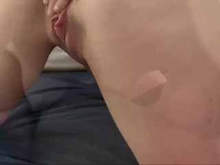 Slutty casting call done as a role play to please horny boyfriends cock