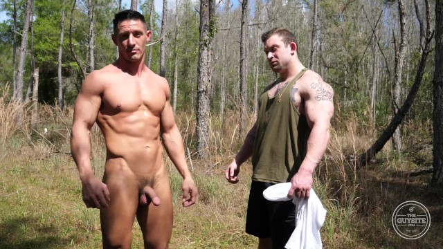 Gay porn site for iphone - Shredded alpha stud jaxs cumshot in the woods for the guy site