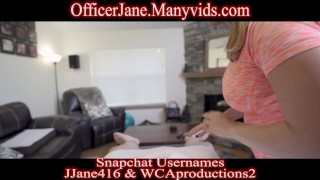 Sensual Massage From My Friends Hot Mom Part 2 Joslyn Jane