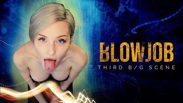 Brittany binger nude galleries Modern art gallery blowjob scene