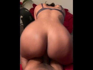 Working dick and gets cumshot...