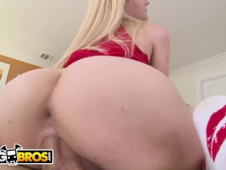 BANGBROS - Sexy Teen Alli Rae Shows Off Her Long Legs And Scrumptious Ass