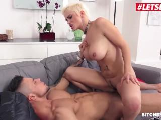 sexy big tit amateur wife rough sex porn