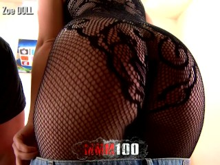 Trailer first female ejaculation of zoe doll...