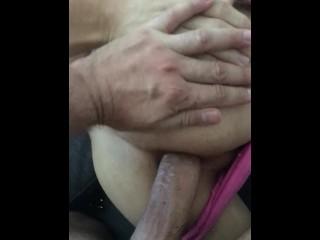 Twink latino barebacked by huge uncut dick...