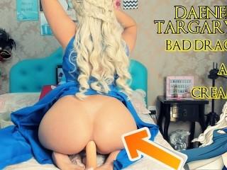 Daenerys targaryen anal bad dragon creampie pussy...