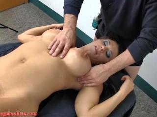 Sexy big tit milf bj and fuck...