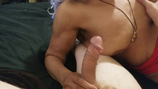 Lively sucking 6