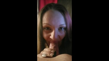 Love watching you cum in my mouth