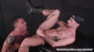 Drew Dixon Gets Fisted and Fucked in Dominic Pacifico's BLACK BOX