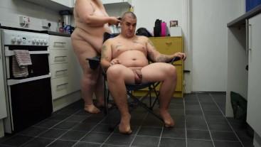 naked haircut