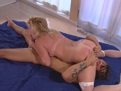 Getting Sucked Off By Ginger Lynn