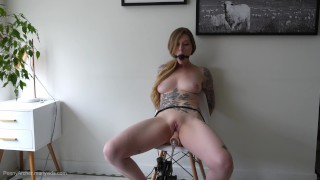 Sexy Girl Tied Up