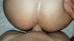 Happy Fathers Day Daddy Anal Creampie - Hot Latina Ass is his Gift